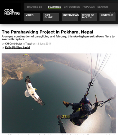 The Parahawking Project