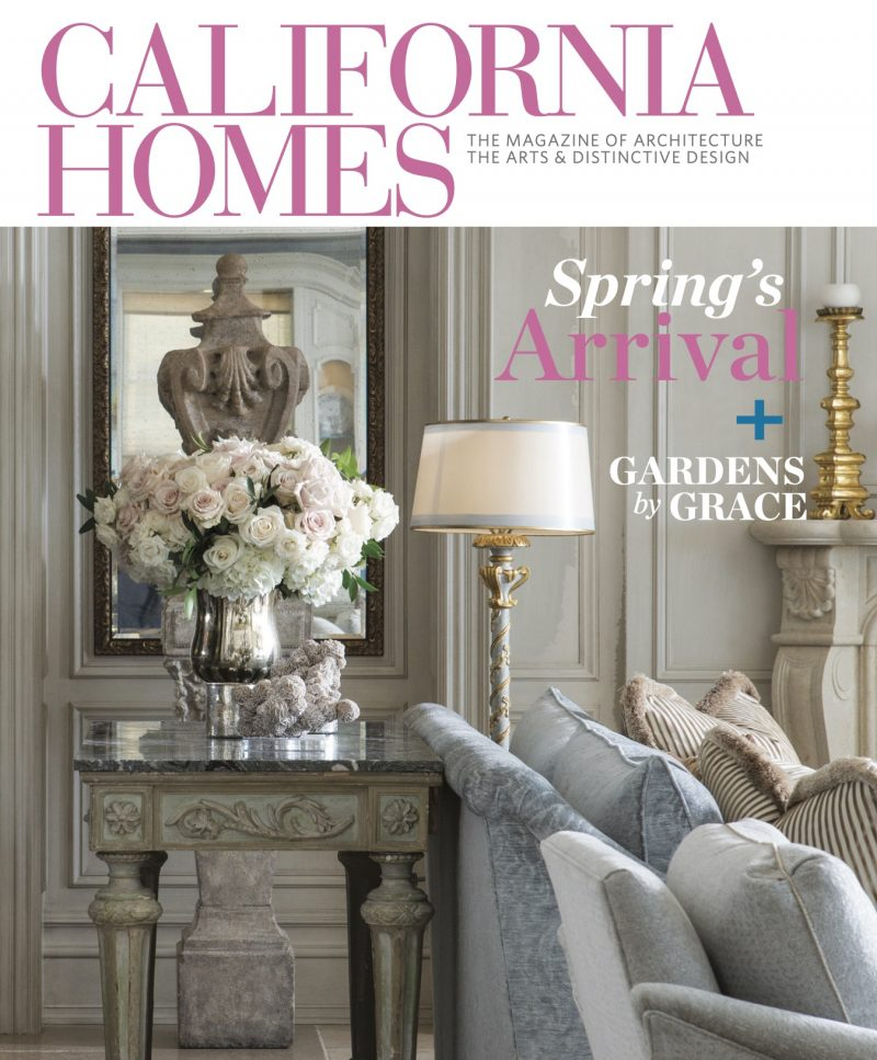 California Homes March-April 2020 Cover